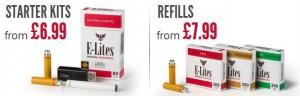 e-lites e-cigarettes